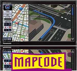 GPS MAPCODE